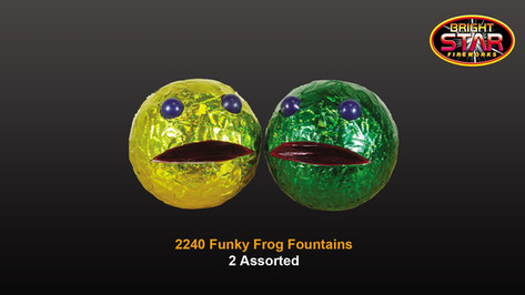 2240 Funky Frog Fountain £7.99
