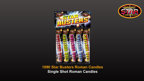 1890 Star Busters £5.49