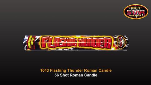 1043 Flashing Thunder £11.99