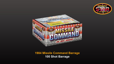 1984 Missile Command £5.49