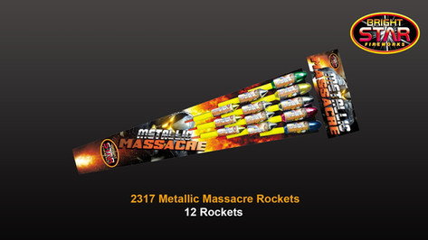 2317 Metallic Massacre £19.99