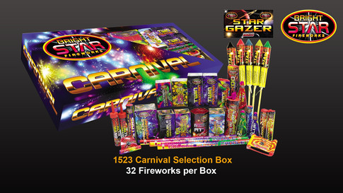 1523 Carnival Selection Box £26.99