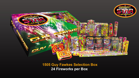 1505 Guy Fawkes £17.99