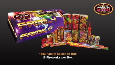 1502 Family Selection Box £11.99