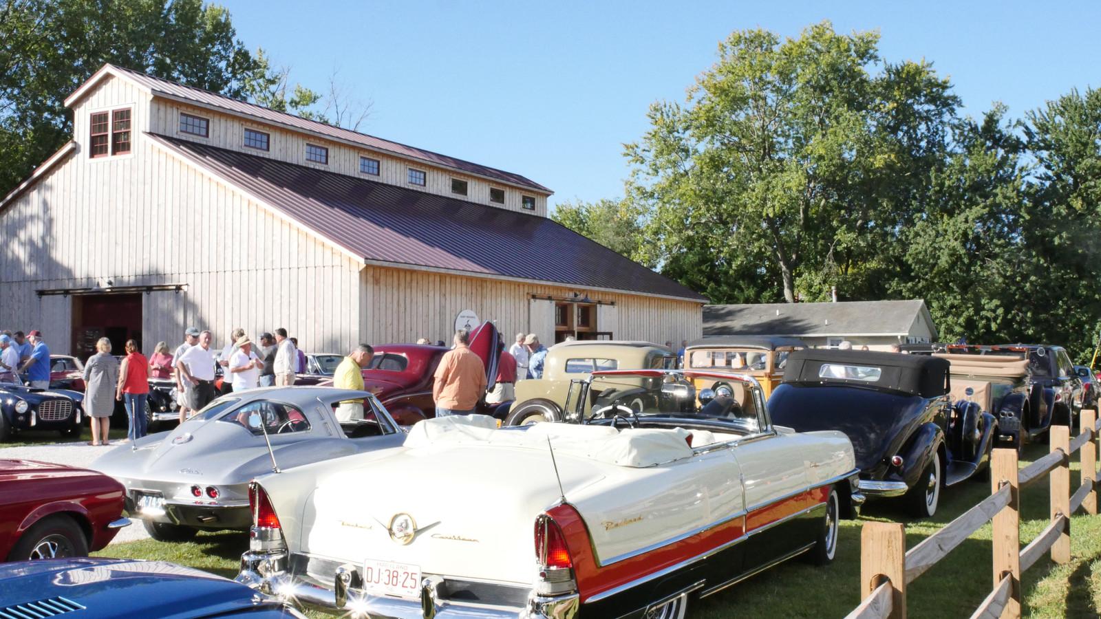 Events Classic Motor Museum St Michaels - Classic car museum