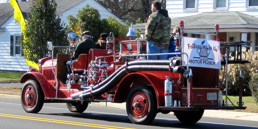 Classic Motor Museum Holiday Parade Nov 17