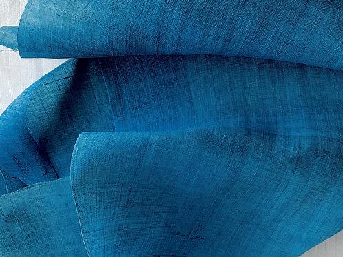 藍染め モシ(麻)