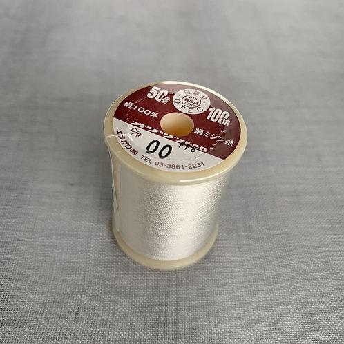 絹糸00 ポジャギ・ヌビ用