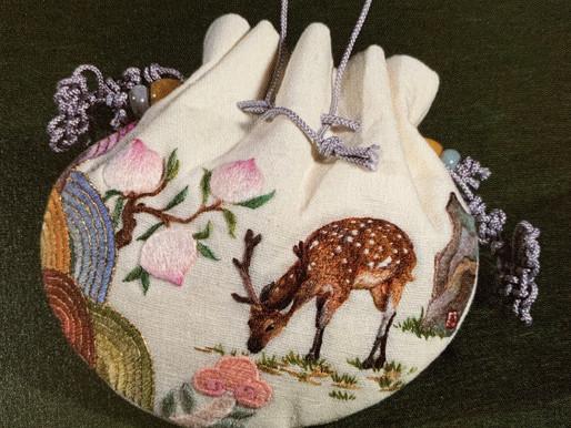 刺繍の本 色糸で描く