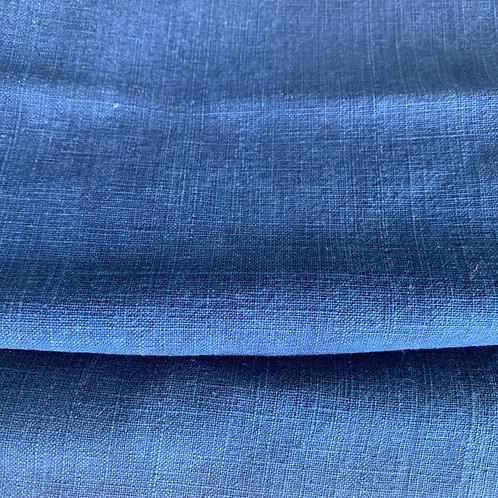 藍染め 綿生地