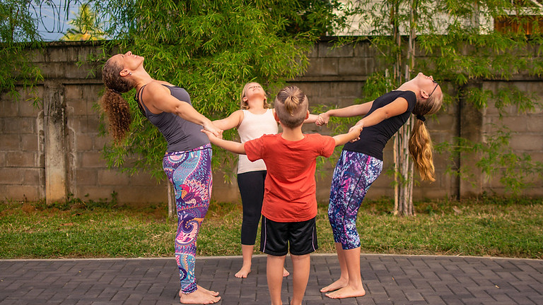 Parents & Kids Yoga
