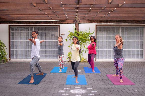 Sri Sri Yoga Regular