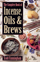 the complete book of incense oils and br