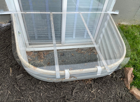 Windows Well Cover in Herndon, VA
