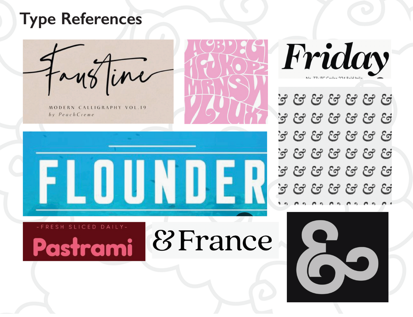 Type references