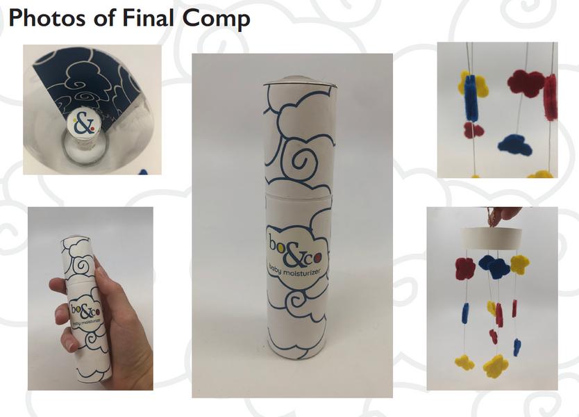 Final composition
