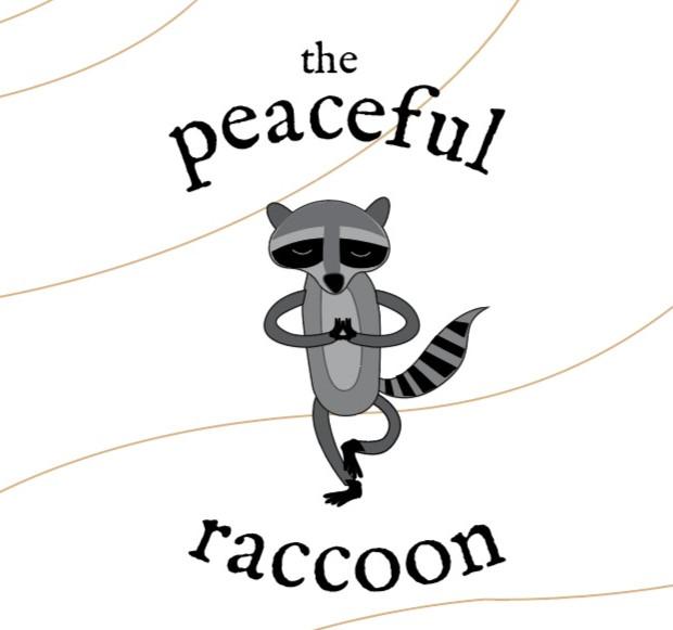 Peaceful Raccoon