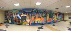 Hull High School Mural