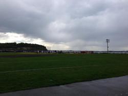 shot of field