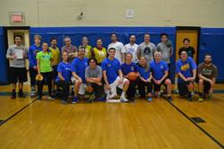 Bi-Annual Faculty Basketball Game