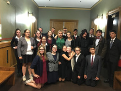 HHS Mock Trial Team