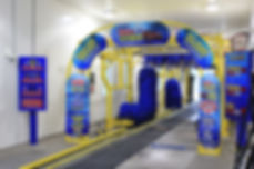Malcho's Car Wash Tunnel
