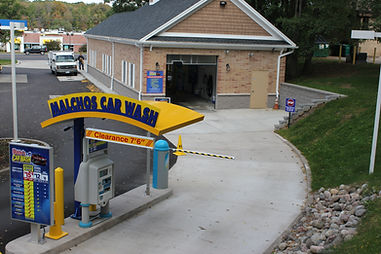 Malcho's Car Wash Drive Thru