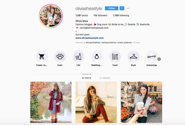 HSC Influencer Series: Olivia Whalen