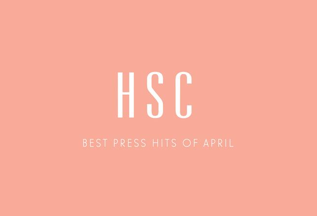 April Press Hits