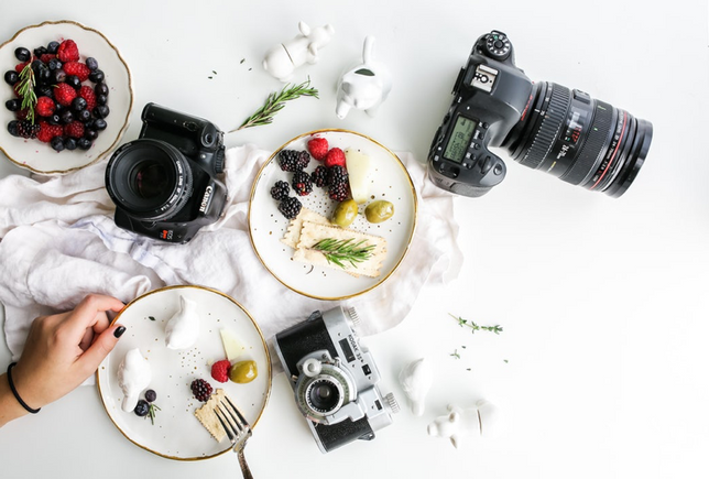 Dos and Don'ts of Food Photography