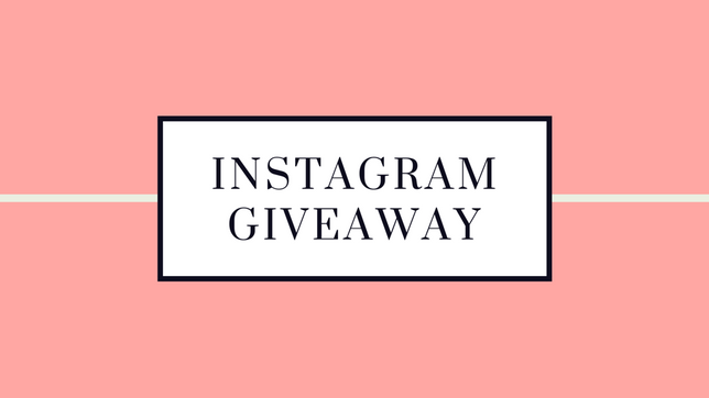 How To Conduct An Instagram Giveaway