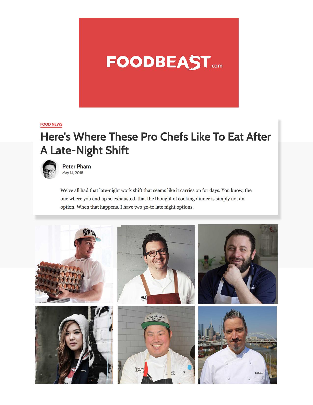 Food Beast Press