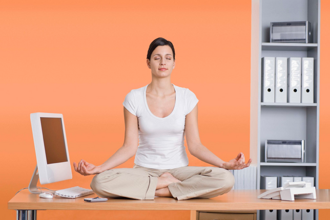 How Meditating Can Help You at Work