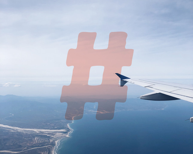 5 Best Travel Hashtags