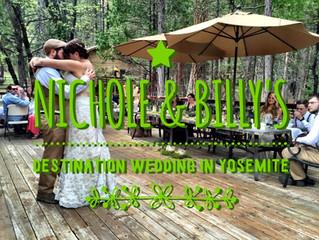 Destination Wedding in Yosemite