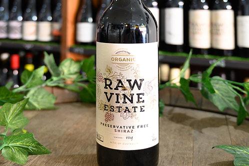 Raw Vine Shiraz