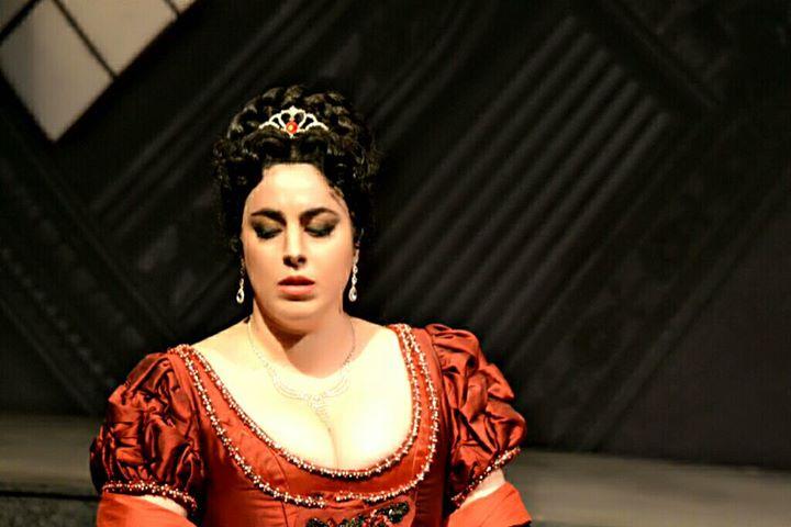 Tosca Opéra de Massy