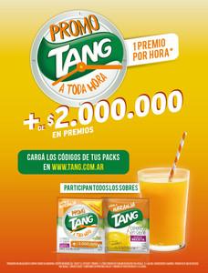 Tang a toda hora!!!
