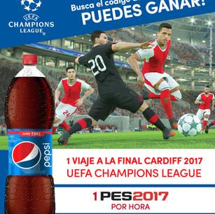 Pepsi es Super FAN