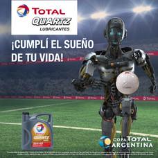 Jugá la Copa Total Argentina