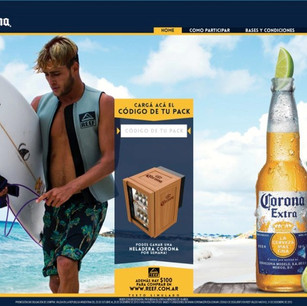 Promo Corona&Reef