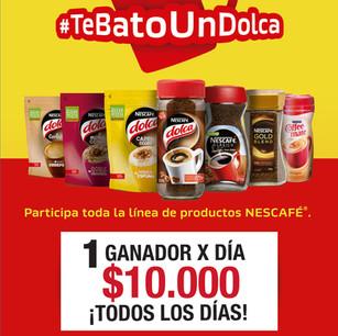 #TeBatoUnDolca
