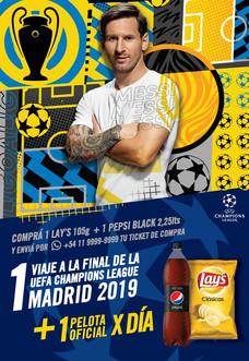 Walmart y Lay´s te llevan a Madrid 2019!
