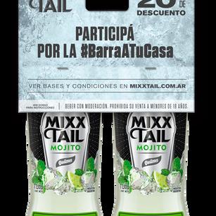 #BarraEnTuCasa MixxTail