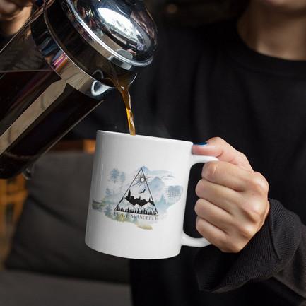 brave wanderer mug