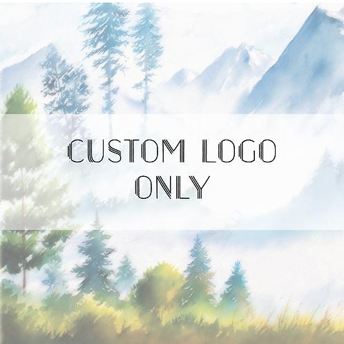 Custom Logo Only