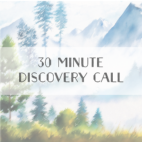 30 Minute Discovery Call