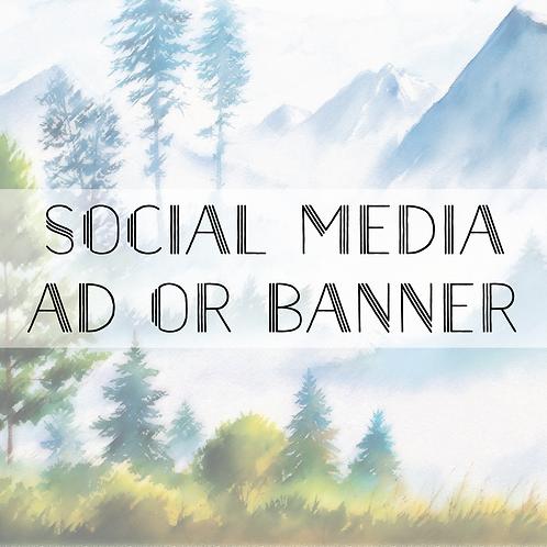 Social Media Ad/Banner Image