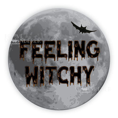 Feeling Witchy PNG