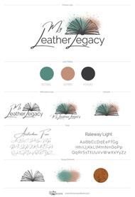 my leather legacy branding mood board-01